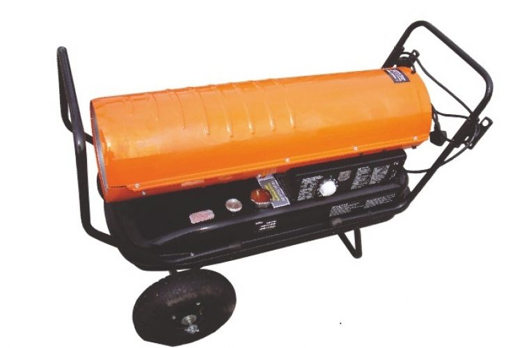 Clearance offers on Diesel Space Heaters