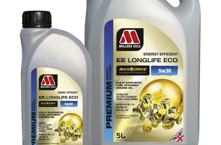 Energy Efficient oils reduce fuel costs and engine wear