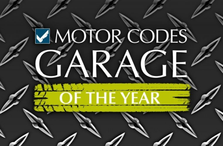 Motorcodes Garage of the Year Regional Winners