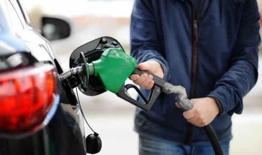 Petrol pump sales decrease over five years, says AA