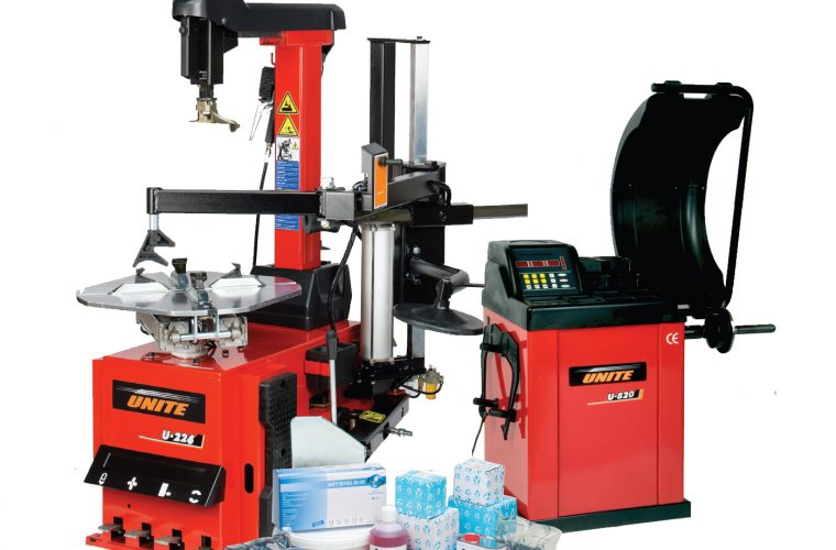 "10% Off – Automatic Tyre Machine Package (use ref ""Garage Wire"")"