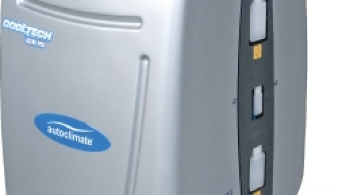 AC690PRO Air Con machine and half price hybrid adaptor kit