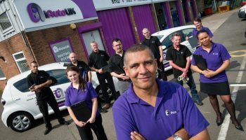 Independent car-servicing franchise signs up to quality standards