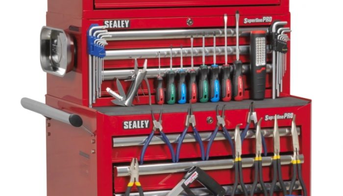 Sealey Ultimate Combo Tool Package – less than half price