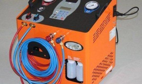 The kube – new & unique space saving air con machine