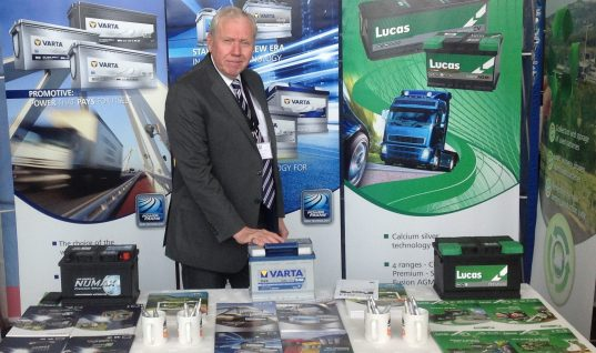 Manbat report on a busy trade show