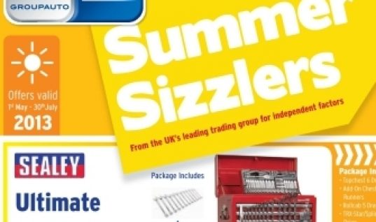 GROUPAUTO Summer Sizzlers promotion out now