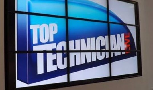 Top Technician crowned for 2013