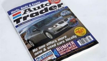 Auto Trader announces the end of print after circulation drops 93%