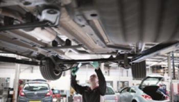 Motorists cut back on servicing & repair