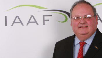 Brian Spratt to retire as IAAF Chief Exec in June 2014