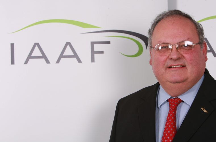 Brian Spratt to retire as IAAF Chief Exec in June 2014