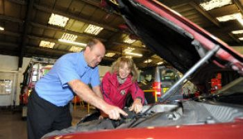 Two thirds of female drivers taking risks with car maintenance