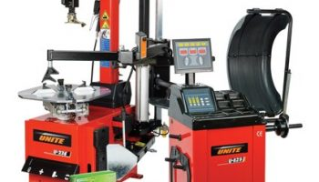 "15% OFF Fully Automatic Tyre Machine & Balancer Package (ref ""Garage Wire"")"