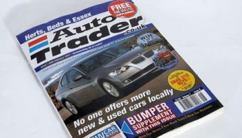 End of the road for Trader's titles in print
