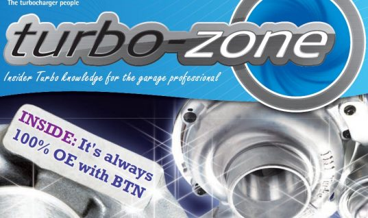 Issue 3 of turbo-zone out now