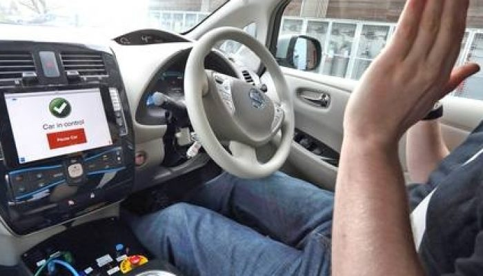 Driverless cars to come as part of roads investment