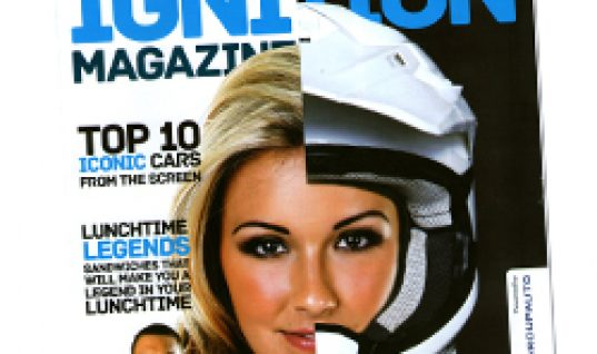 It's Ignition for new garage magazine