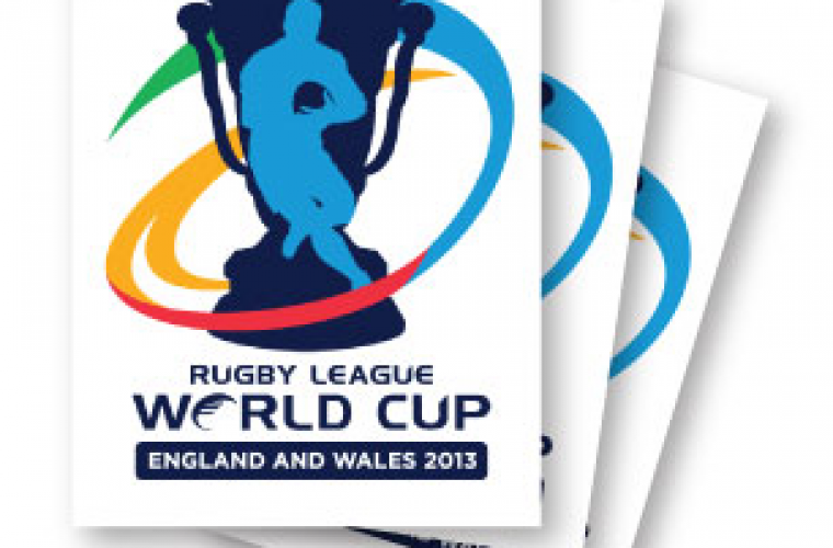 Rugby League World Cup 2013 Tickets – £20