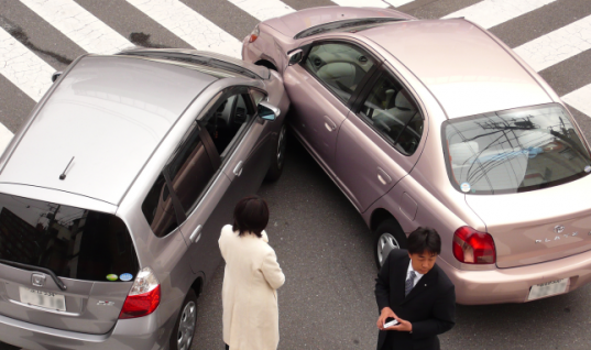 Roads get safer but 1 in 20 in road accidents in 2012