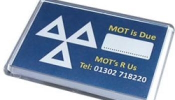 A third admit to driving without an MOT