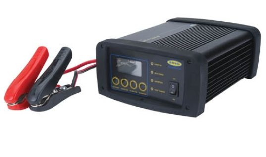 Peak power & diagnostics support from SmartChargePro