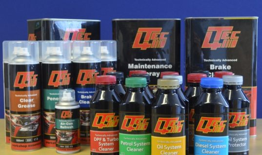 Sales rising fast for engine treatments say Tec4