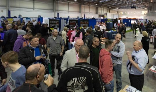 Over 800 garages visit Autoparts show