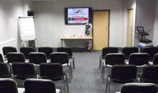 Gates 'sell out' new Fast Parts training centre