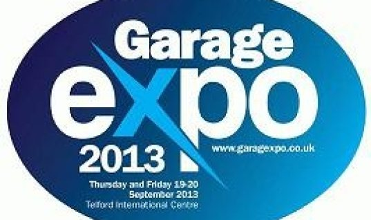 Garage Expo arrives