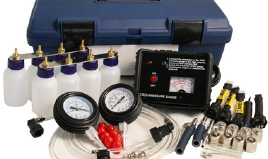 Portable Common Rail Diesel Test Kit