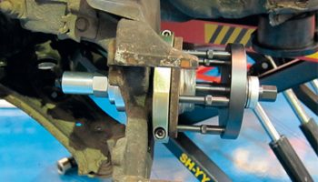 Generation 2 Wheel Bearing Installer / Remover Kits