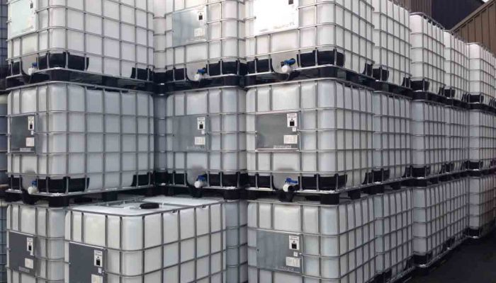Exol add new IBCs for bulk deliveries
