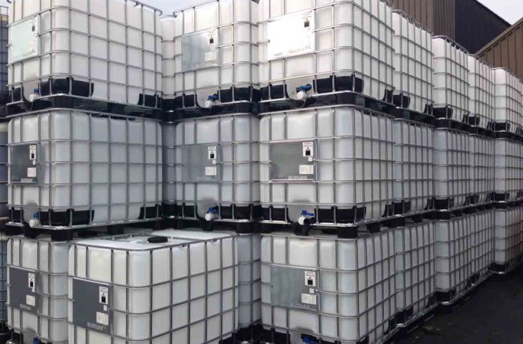 Exol add new IBCs for bulk deliveries
