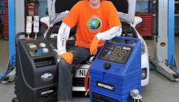 Randstad to grow TerraClean car club affiliations