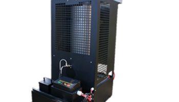 Workshop Waste Oil Heater