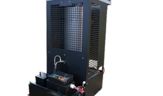 Workshop Waste Oil Heater