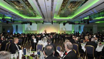 Arthur Smith to entertain at IAAF 2013 Awards Dinner