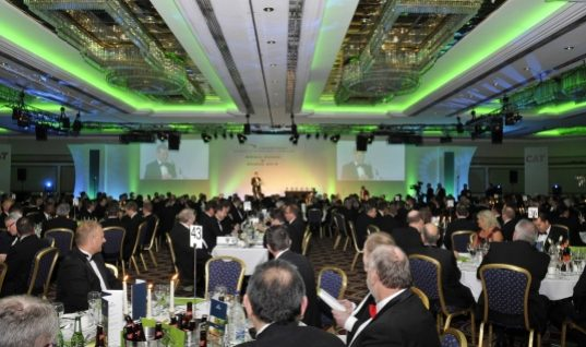 Arthur Smith to entertain at IAAF 2013 Awards Dinner