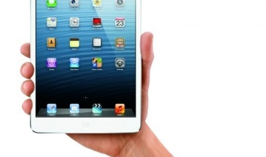 Win the latest iPad mini 16GB Wi-Fi with BEN