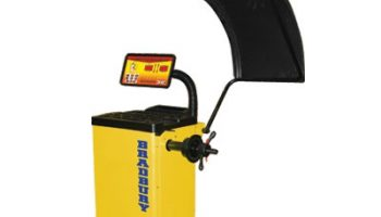 Bradbury WC5521 electronic wheel balancer