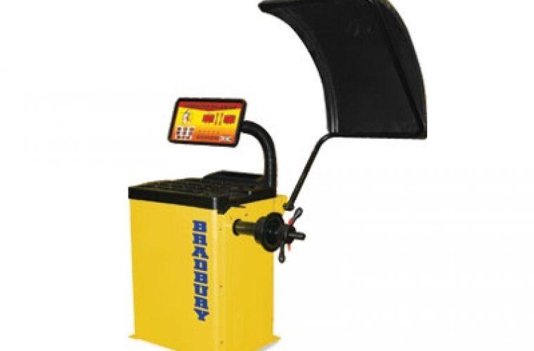 Bradbury WC5521 electronic wheel balancer