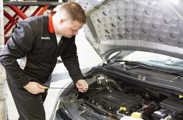 Vauxhall pushing Masterfit Service Club