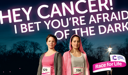 Ring sponsor new Race for Life Twilight