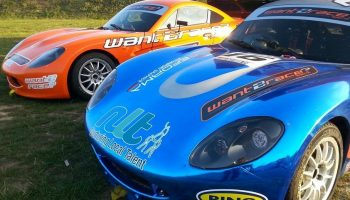 Ring supports local driver in Ginetta Challenge