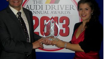 Independent Audi specialists wins top award