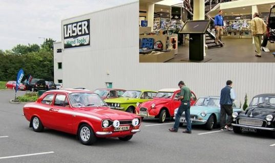Gaydon Heritage Centre 'Classic Experience Day' praised