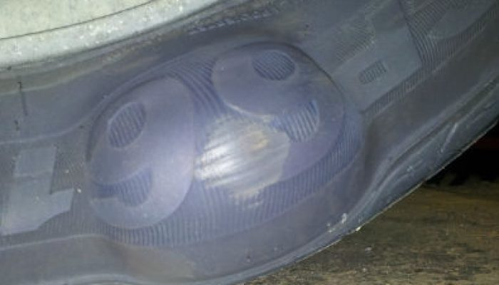 MOT tyre shockers revealed