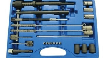 NEW Updated Diesel Injector Seat Cleaner Set