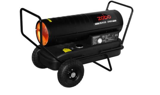 UK's best prices on diesel space heaters